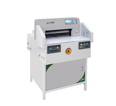 金图JT-650VS电动数控切纸机