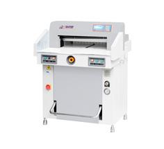 金图GH-670EP图书馆用液压程控切纸机