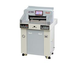 金图GH-480A双液压数控切纸机
