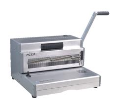金图PC-330手动单线圈装订机
