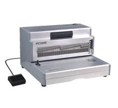 金图PC-360E电动单线圈装订机