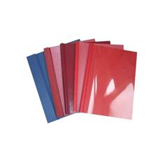 热熔装订机专用彩色封套,图书封套