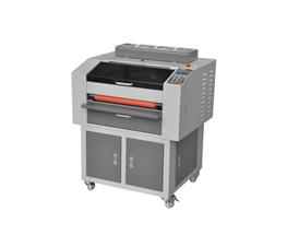 金图PL-460全自动上光压纹覆膜机
