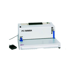 金图PC-2000BA电动单线圈装订机