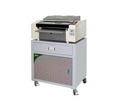 全自动全自动上光覆膜机 金图PR-380