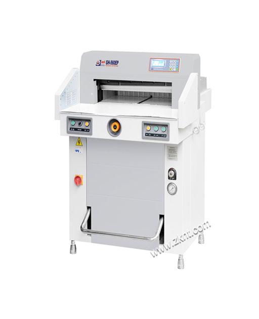 金图GH-560EP双液压程控切纸机