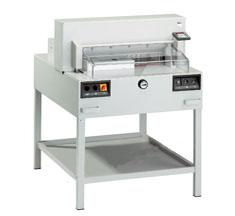 德国理想6550-95EP电动程控切纸机