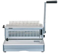 金图CB-300梳式胶圈装订机